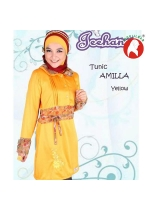 Tunic Amilla Yellow