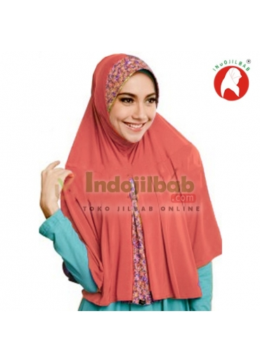 Kalila Hidden Flowers Orange 002