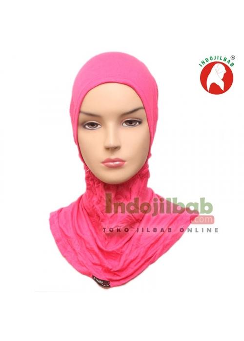 Ciput Ninja Kaos Resleting Pink 001