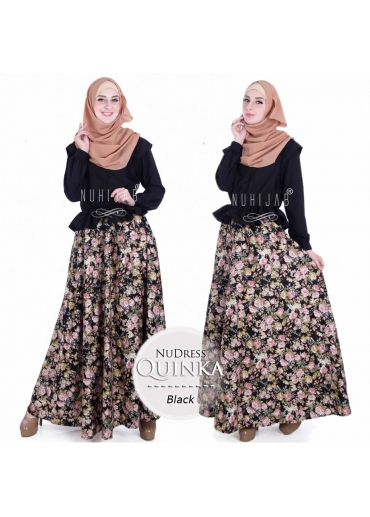 NuDress Quinka Black