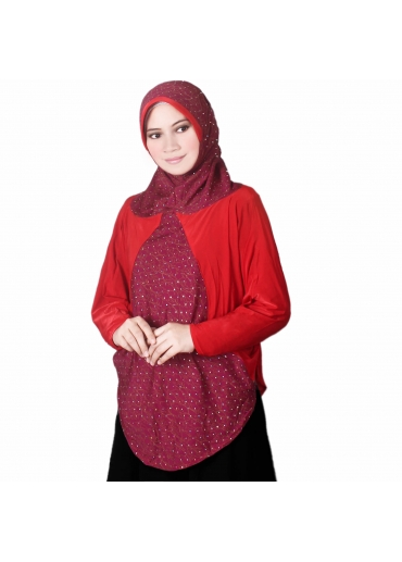 Qafiya Merah 001