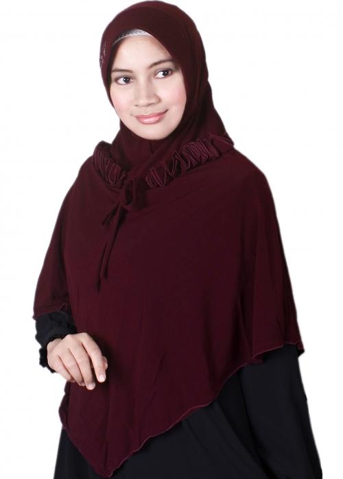 Callysta Merah Marun