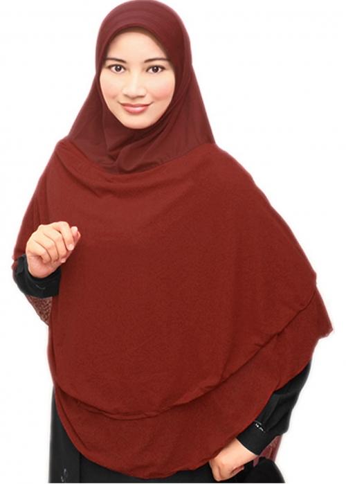 Bilqis Faiha Merah Bata