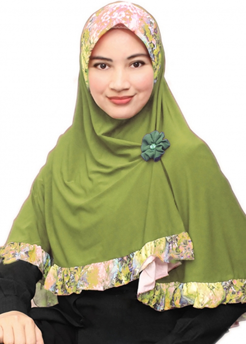 Alisha Hijau 001