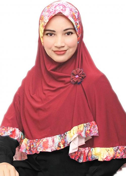 Alisha Merah Bata