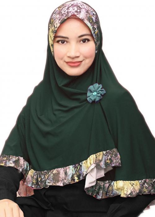 Alisha Hijau 002