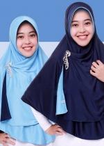 Biru Dongker - Biru Muda