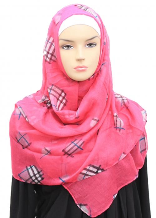 PASH Katun 1 Pink 001