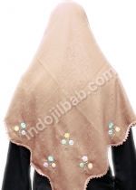 Jaguar Silk Sunthree Coklat 001
