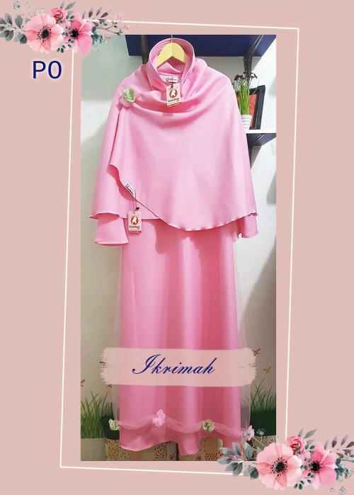 Ikrimah Pink 001