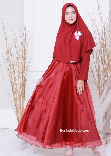 Alhambra Set Merah Cabe (PO)