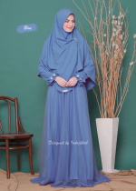 Firdaus Set Blue 032 (PO)
