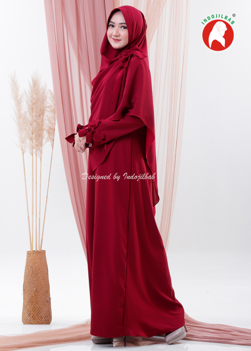 Aiko Ribbon Merah Cabe 010 (PO)