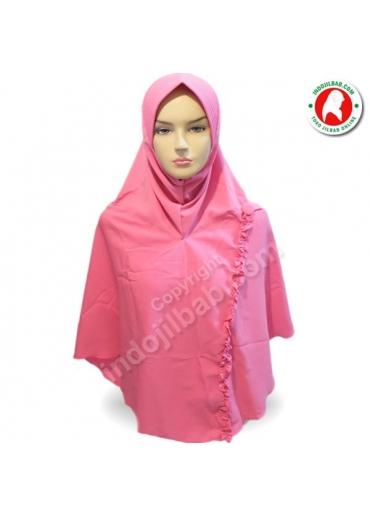 Tipe U Woolpeach Pink 001